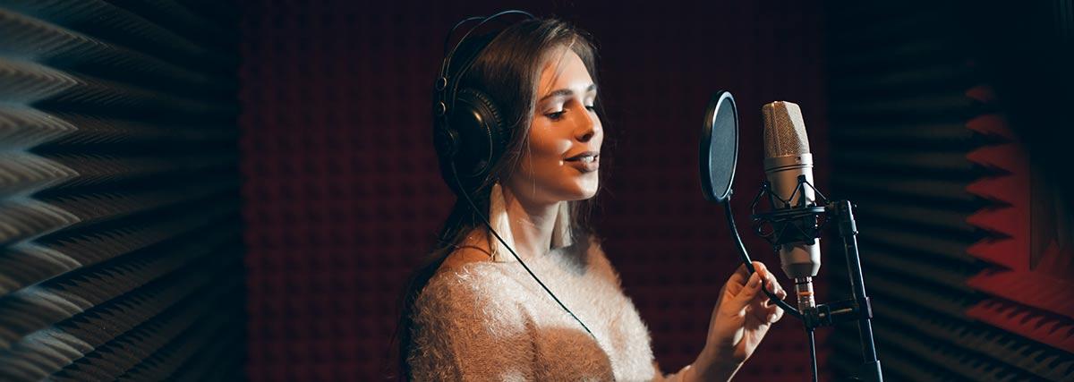 woman-in-a-recording-studio